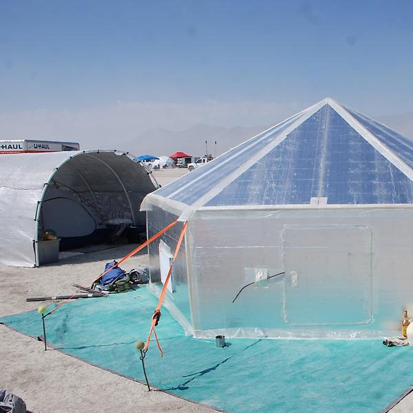 The Hexayurt Project